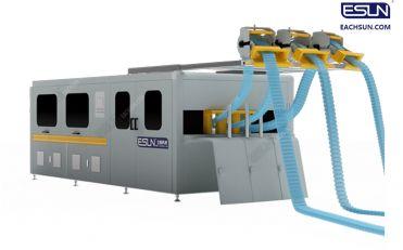 Automatic Assembler Transfer Machine