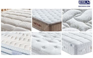 Quilted Fabric & Mattress Cover