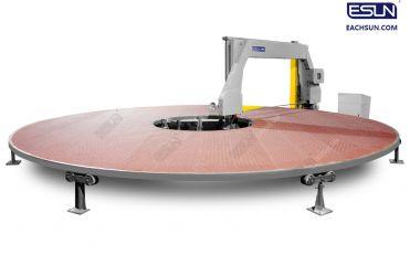 Carrousel Splitting Foam Cutting Machine