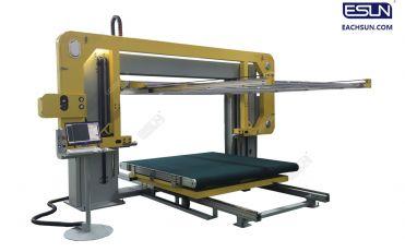 CNC Rotate Circulating Cutting Machine