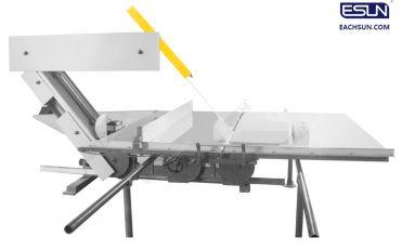 Wide angle Foam Cutting Machine