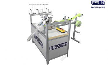 Mattress Handle Auto making Machine(with cutter)