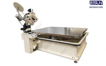 Heavy Duty Fixed Table Edge Sewing Machine