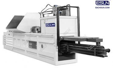 Horizontal Scrap Foam Packing Machine