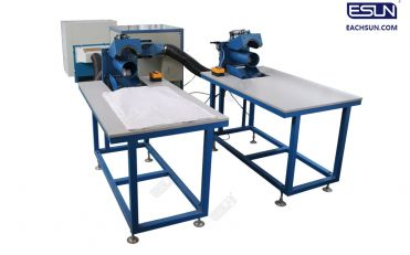 Two Heads with Table Filling Machine