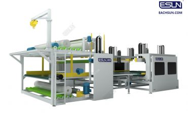 Full Automatic Mattress Film Packaging Machine