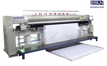 Computerized Quilting and Embroidery Machine