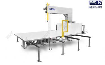 Deluxe Vertical Foam Cutting Machine