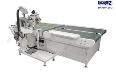Auto Flipping Tape Edge Sewing Machine