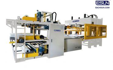 Full Automatic Mattress Film Compressor