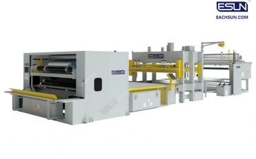 EF-60 Full Automatic Mattress Compress and Roll Packing Production Line